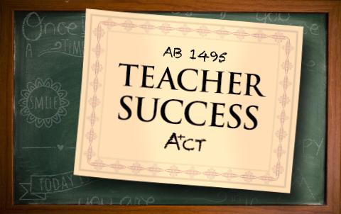 Teacher Success Act
