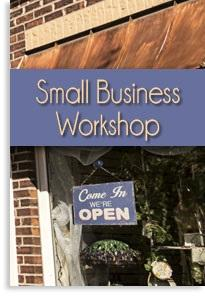 Small Business Workshop graphic