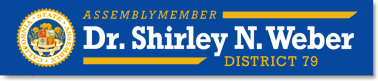 Official Website - Assemblymember Shirley Weber Representing the 79th California Assembly District
